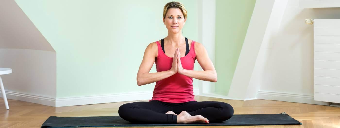 Yoga in Berlin – Stefanie Franck